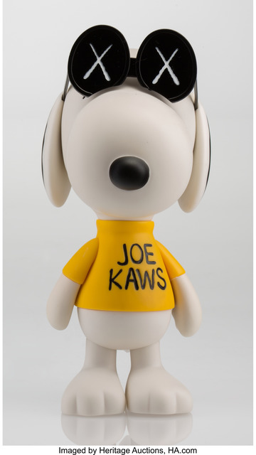 KAWS X Peanuts Joe KAWS, 'Joe Kaws', 2011, Heritage Auctions