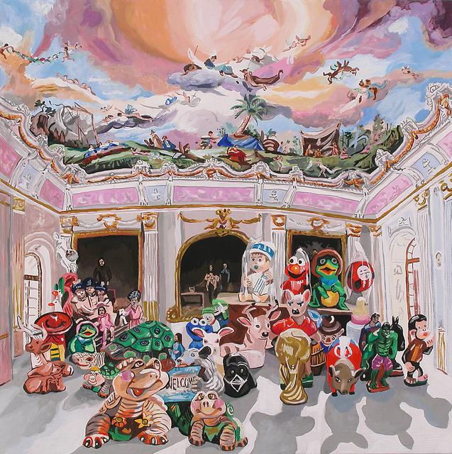 , 'Spiegel,' 2014, McKenzie Fine Art