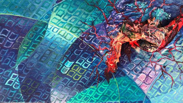 , 'Transplant,' 2018, Amos Eno Gallery