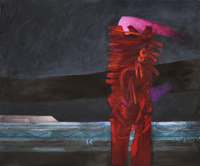 , 'Paisaje,' 2014, Durban Segnini Gallery