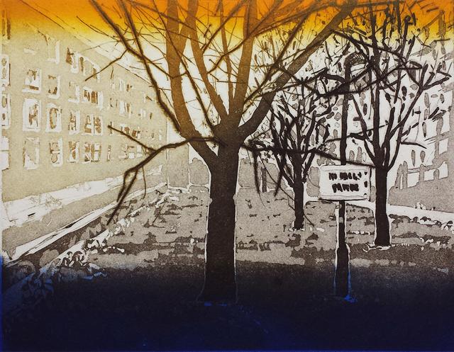 , 'No ball games,' 2016, Rabley Contemporary