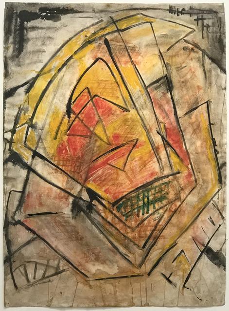 , 'Untitled,' ca. 1950, David Klein Gallery