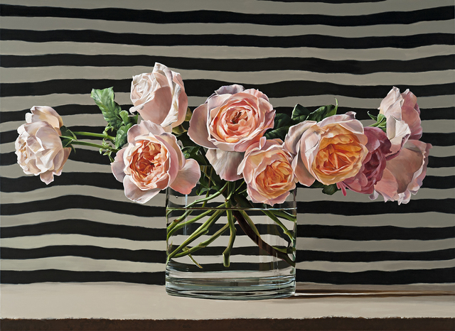 , 'Roses with Stripes,' 2015, SPONDER GALLERY