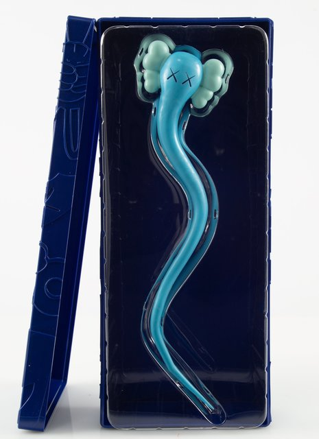 KAWS, 'Bendy (Blue)', 2003, Heritage Auctions