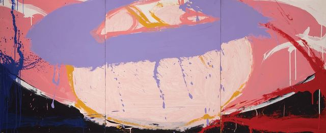 Norman Bluhm, 'Untitled (triptych)', 1970, Doyle