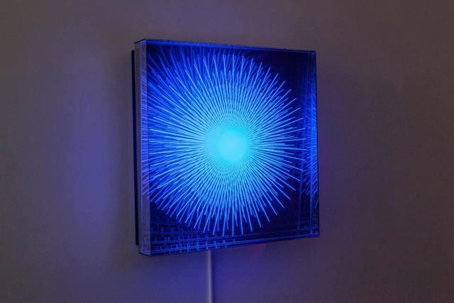 , 'Explosion (Blue),' 2014, Patrick Heide Contemporary