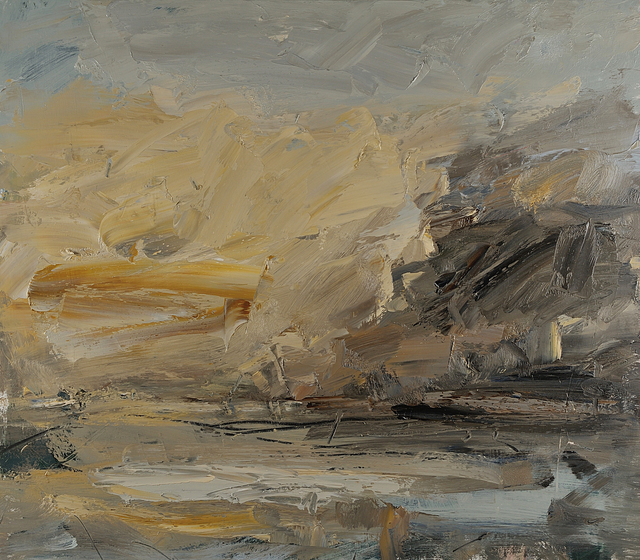Louise Balaam, 'Turner's yellow, east coast', 2019, Cadogan Contemporary
