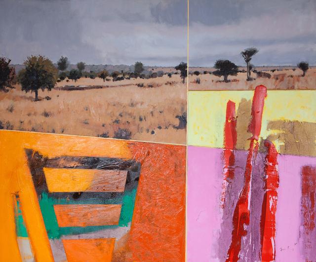 , 'Satara 3,' 2015, Christopher Moller Gallery