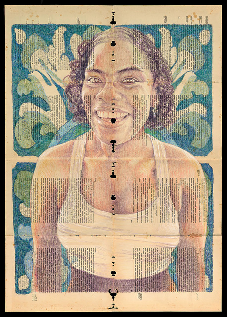 , 'Miss Sandra,' 2017, Gallery 38
