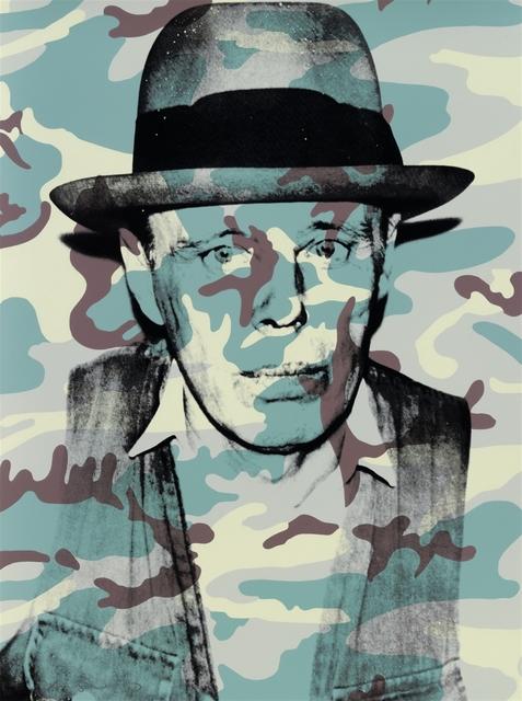 , 'Joseph Beuys in memoriam,' 1986, 2CforArt