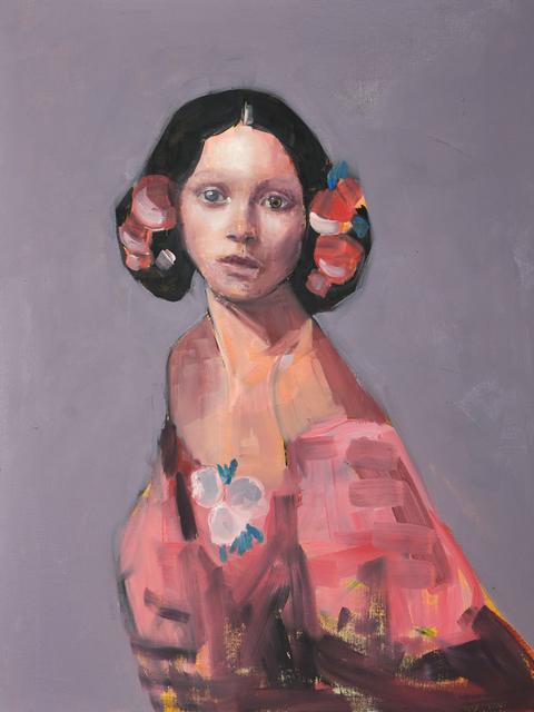 , 'High Rose,' 2018, Blue Rain Gallery