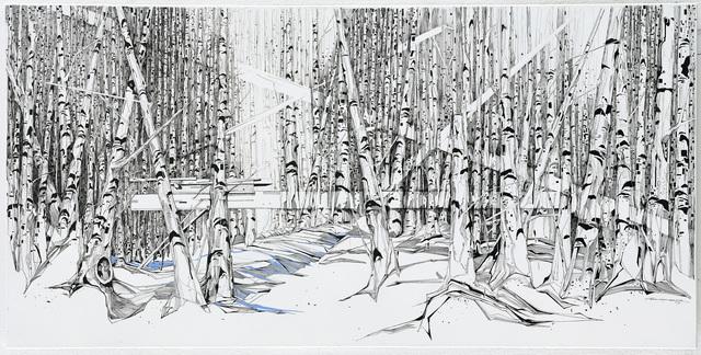 , 'Pumawaeldchen2,' 2014, Corridor Contemporary