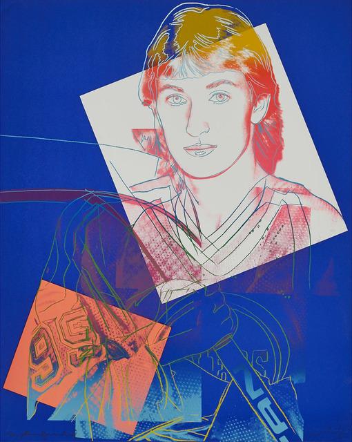 Andy Warhol, 'Wayne Gretzky #99', 1984, Waddington's