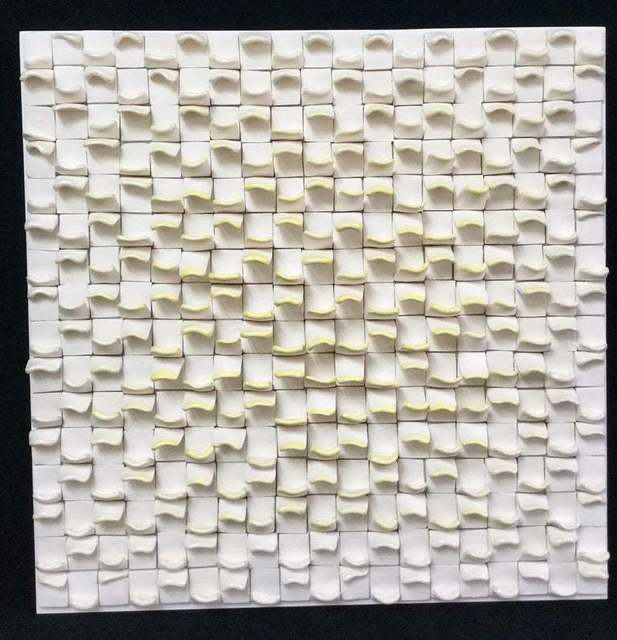 Jane B. Grimm, 'Allegro I / ceramic wall sculpture ', 2019, Andra Norris Gallery