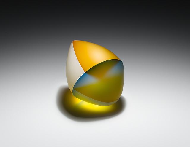 , 'Yellow Blue Seed Segmenation,' 2017, Duane Reed Gallery