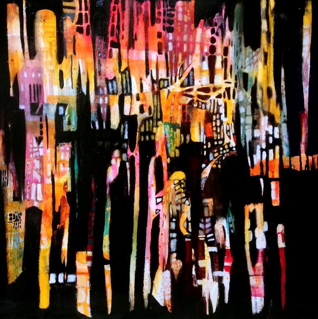 , 'Barcelona,' , Gallery Elena Shchukina