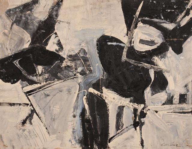 , 'Untitled,' 1952, New York Studio School