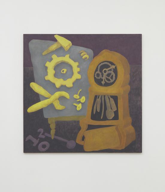, 'Adjusting Time,' 2017, MIER GALLERY
