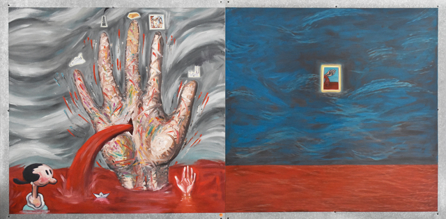 , 'Mano Poderosa (Powerful Hand) ,' 1992, Anglim Gilbert Gallery