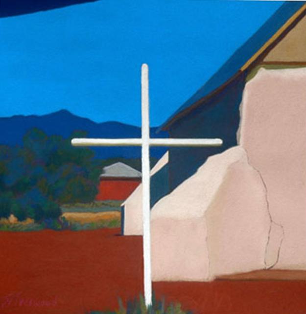 , 'The White Cross,' , Ventana Fine Art