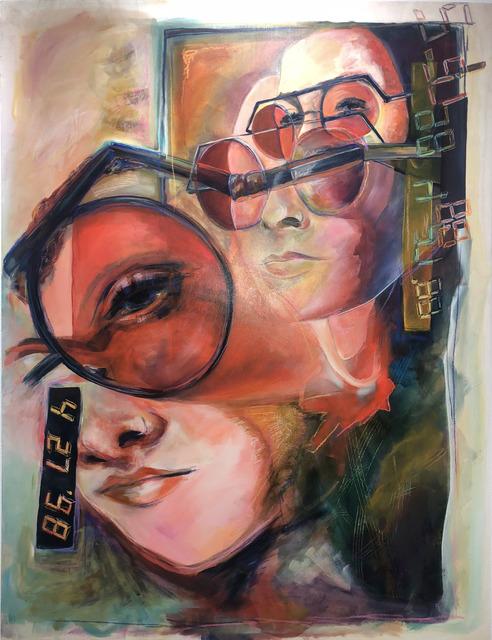 , 'Warped Lens I,' 2018, Con Artist Collective