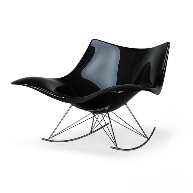 Thomas Pedersen, 'Stingray Chair, Denmark', 2000s, Design/Decorative Art, Chromed Steel, Polypropelene, Rago/Wright
