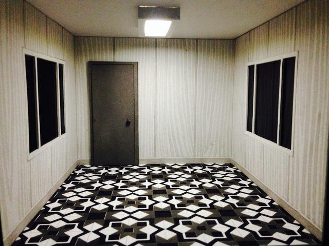 , 'Vivir en Caja # 1,' 2015, Galeria El Museo