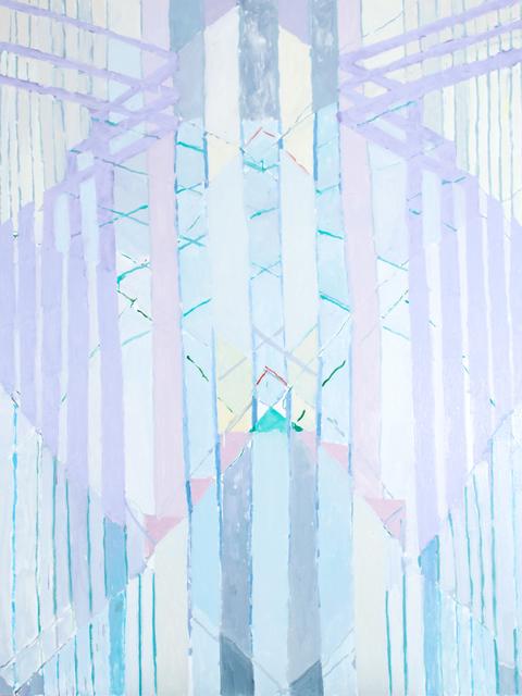Aschely Cone, 'Diamond Overtakes Diamond', 2017, Uprise Art