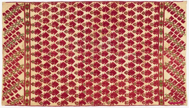 , 'Thirma Phulkari,' ca. 19, Philadelphia Museum of Art
