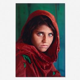 Steve McCurry, 'Afghan Girl,' 1984, Wright: Prints + Multiples (January 2017)