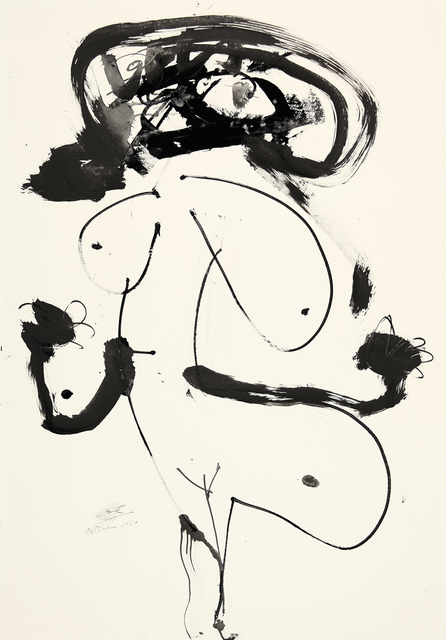 , 'Dama,' 1960, Galerie Boisseree