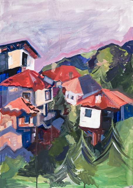 , 'Panorama from Shiroka Laka,' 2016, ArtWizard