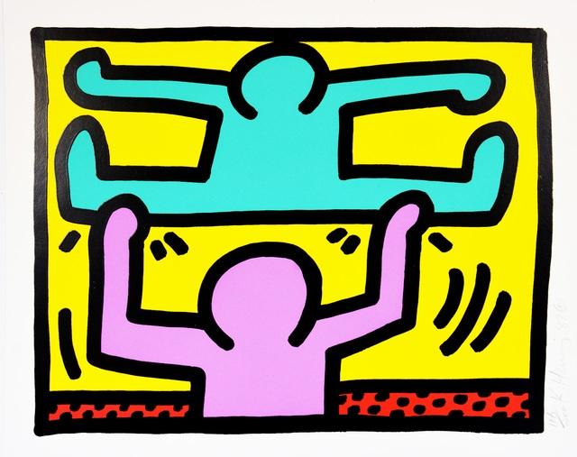 Keith Haring, 'Pop Shop 1', 1987, Shapero Modern