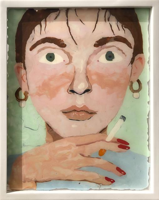 , 'Hiding Behind Eyes,' 2019, 99 Loop Gallery
