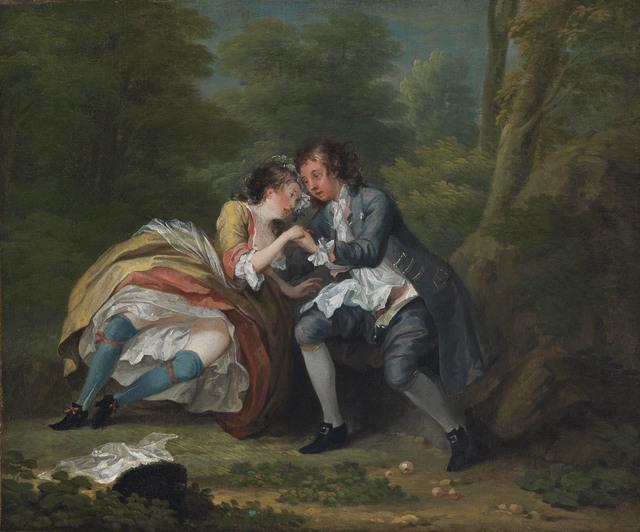 , 'After,' ca. 1731, Kimbell Art Museum
