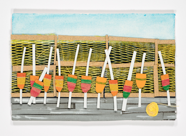 , 'Lobster Pots,' , Pucker Gallery