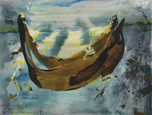 , 'The Last Boat,' 2016, Linda Warren Projects