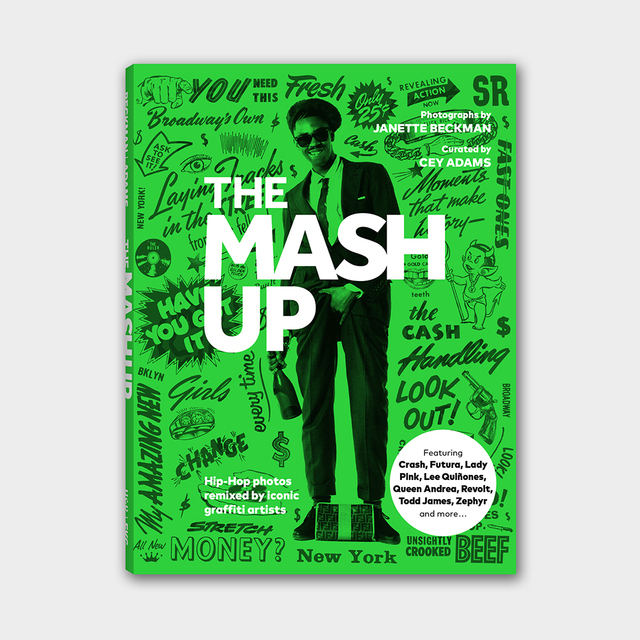 Janette Beckman, 'The Mash Up: Hip-Hop Photos Remixed by Iconic Graffiti Artists   (Slick Rick Cover)', 2018, Fahey/Klein Gallery