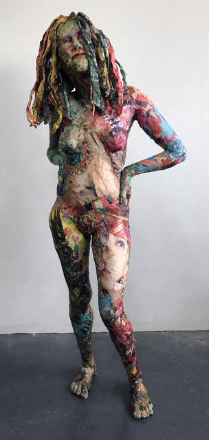 , 'Skin Deep,' 2017, Kim Foster Gallery