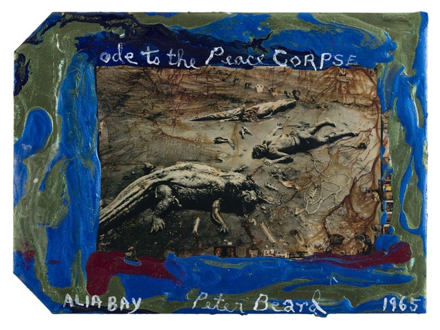, 'Ode to the Peace corpse, Alia Bay,' 1965, Repetto Gallery