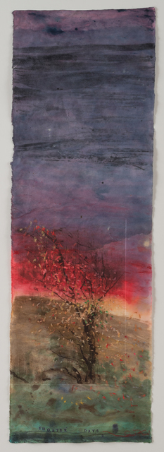 , 'Shorter Days 2,' 2014, Reynolds Gallery