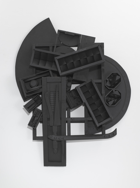 , 'Mirror Shadow XI,' 1985, Pace Gallery