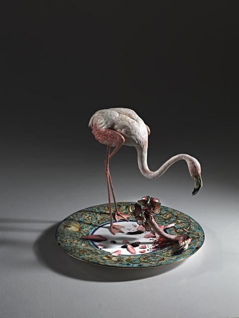 , 'Flamingo,' 2012, Rossi & Rossi