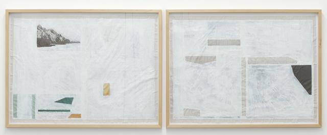 , 'Landschaft II,' 2015, Galerie Laurence Bernard