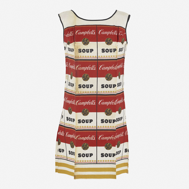 Andy Warhol, 'The Souper Dress', ca. 1965, Rago