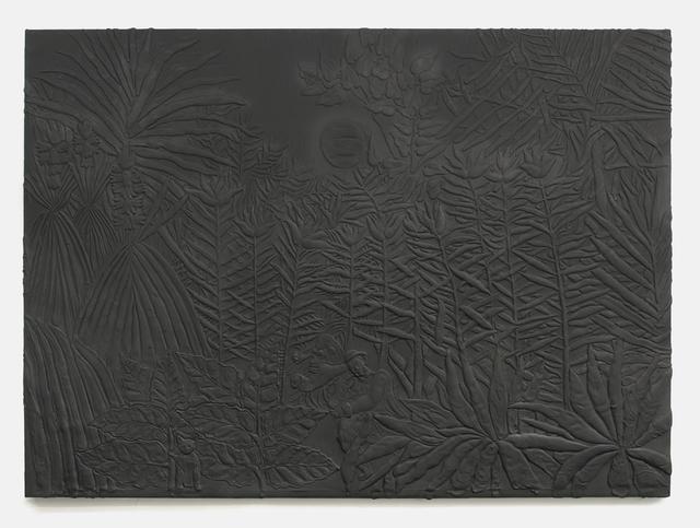, 'Untitled (Calico),' 2015, VALENTIN