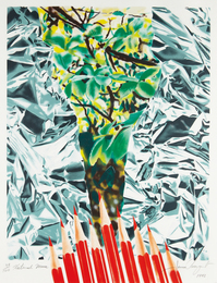 James Rosenquist, 'Katonah Muse,' 1993, Phillips: Evening and Day Editions (October 2016)