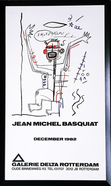 Jean-Michel Basquiat, 'Jean-Michel Basquiat', 1982, Alpha 137 Gallery Auction
