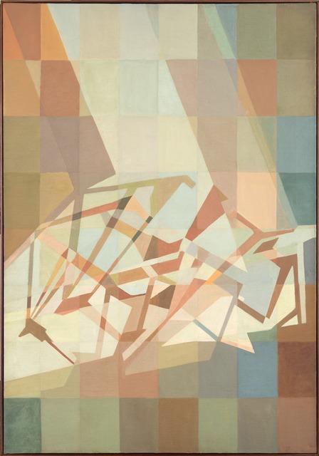 , 'Sem título,' 1956, Almeida e Dale Galeria de Arte