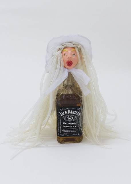 , 'Ghost Bitch Lynchburg Lemonade U.S.A.,' 2016, Freight + Volume